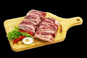בשר לפני בישול